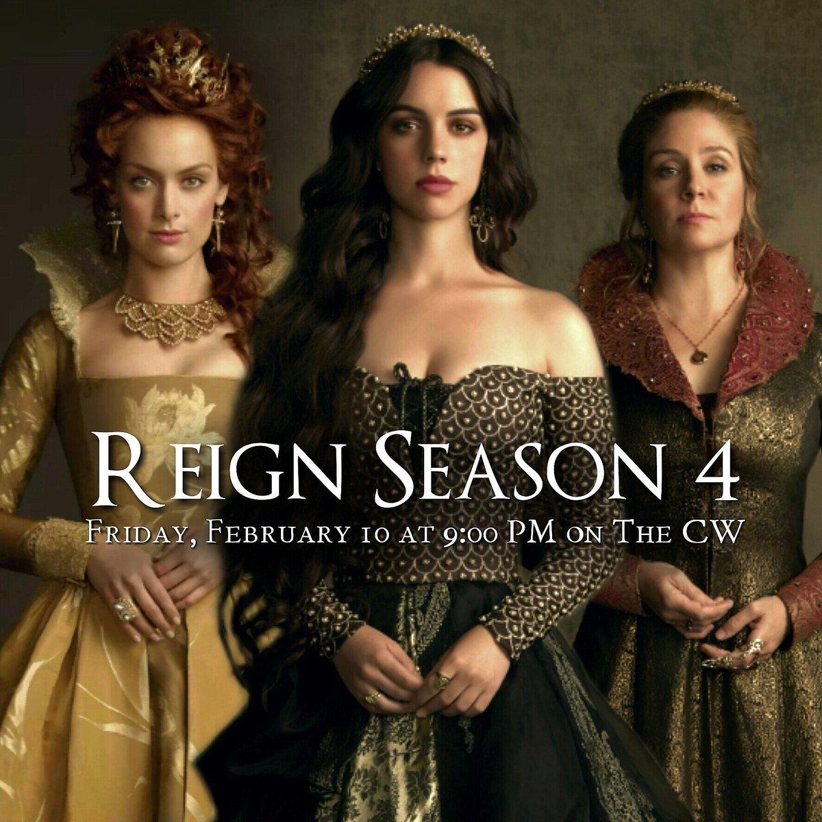 Reign Staffel 4 Deutsch