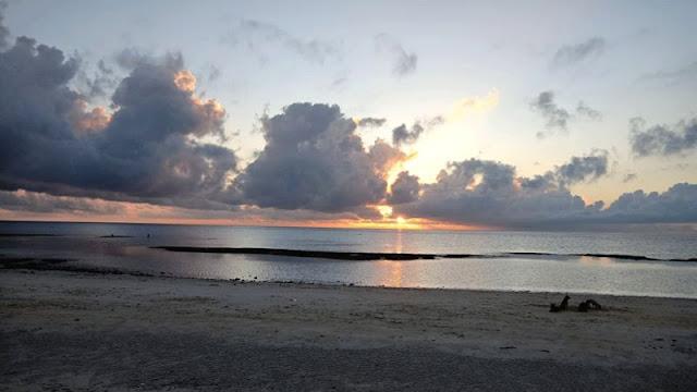 Sunrise at Carabao Island, Romblon, Philippines