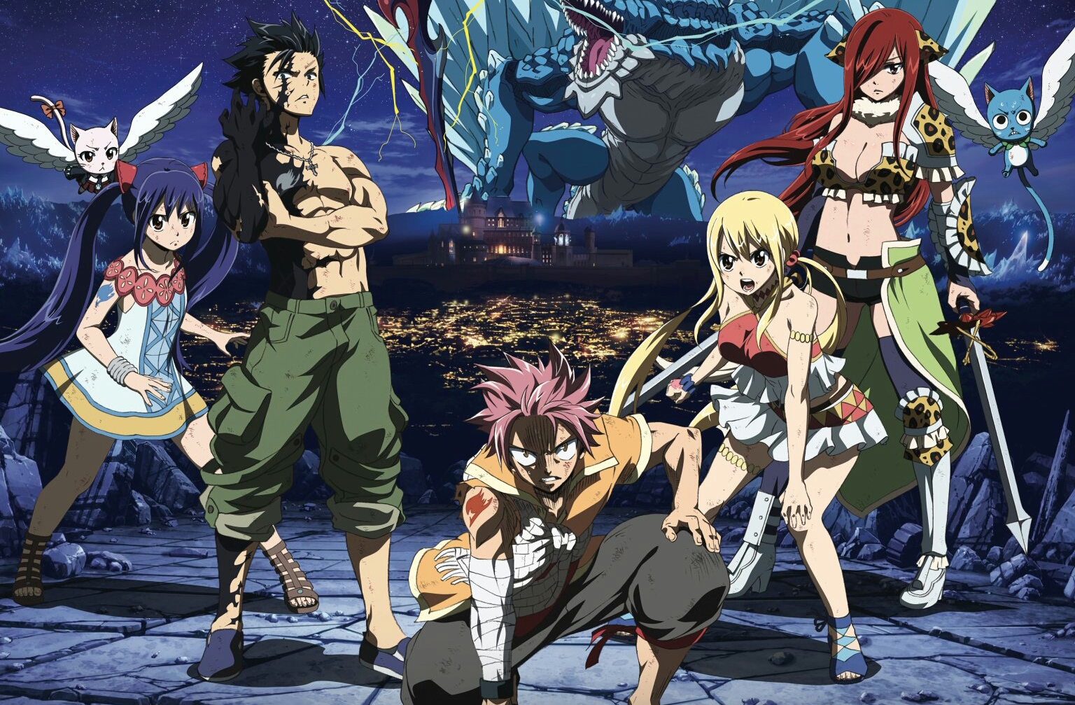 Fairy Tail Creator Teases 'Lots of Plans' Even After Manga Ends