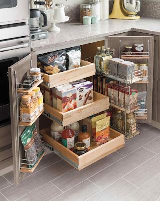kitchen interior room