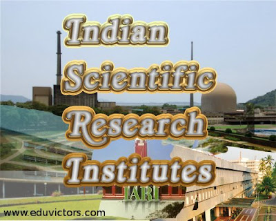 Indian Scientific Research Institutes