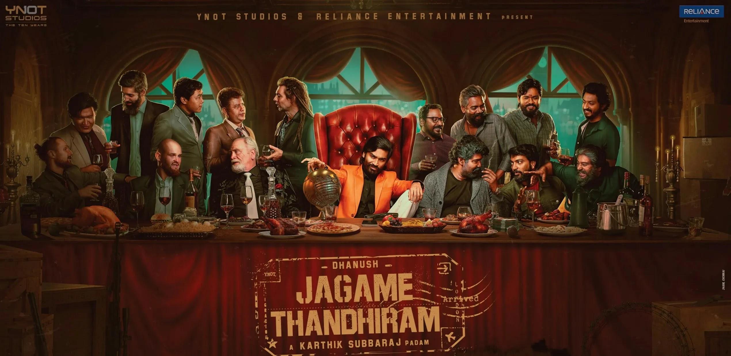 Jagame Thandhiram 2021 Hindi Dubbed Download