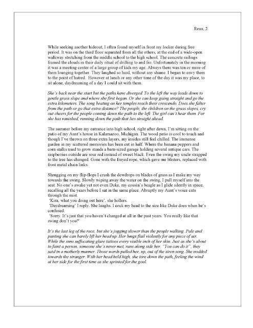 Narrative essay my trip to italy essay