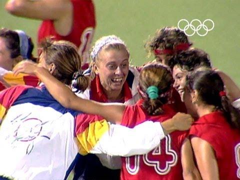 EL MARCADOR: Memorias del 92 : De aspirante a voluntaria a campeona olímpica
