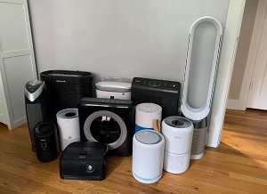 Best air purifiers in the world