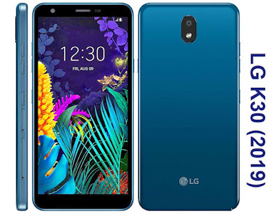 مواصفات و مميزات هاتف إل جي LG K30 2019 مواصفات إل جي كي30 LG K30 2019  الإصدارات: LM-X320EMW, LMX320EMW