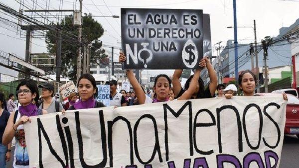 Exigen protección a líderes de derechos humanos en El Salvador