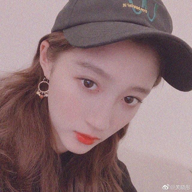 New Generation Four Dan Actress Guan Xiaotong