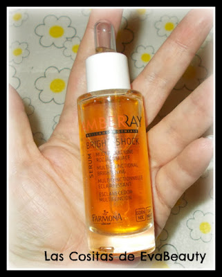 Serum facial Amberray Bright Shock Serum de Farmona