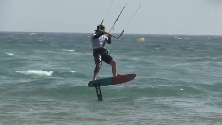 Kitesurf : Un nouveau record battu au Maroc par Alex Caizergues