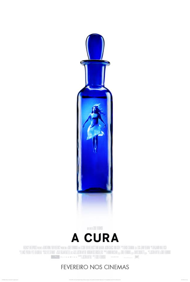 A CURA (A CURE FOR WELLNESS) | CRÍTICA DE ESTREIA