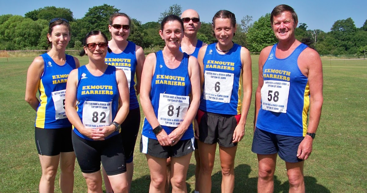 Exe Rated The Blog Of Exmouth Harriers Harriers Females