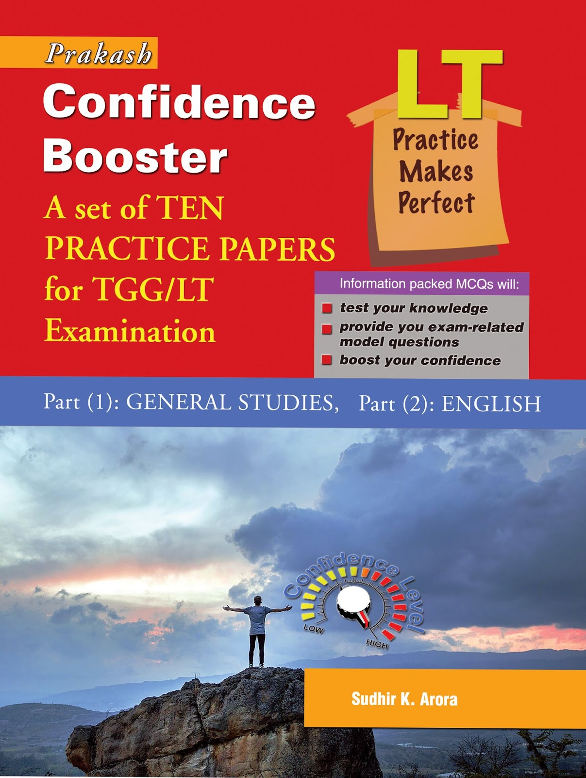 Prakash book depot bareilly views and news confidence booster a set of ten practice papers for tgglt examination fandeluxe Images