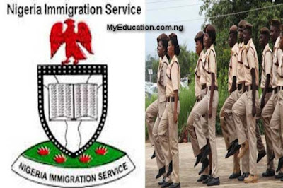Nigerian Immigration Service recruitment past questions