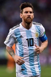Lionel Messi Argentina Professional Footballer Instagram earning