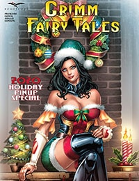 Grimm Fairy Tales: 2020 Holiday Pinup Special: 2020 Holiday Pinup Special