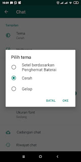 Cara Download Dan Mengaktifkan Whatsapp Dark Mode