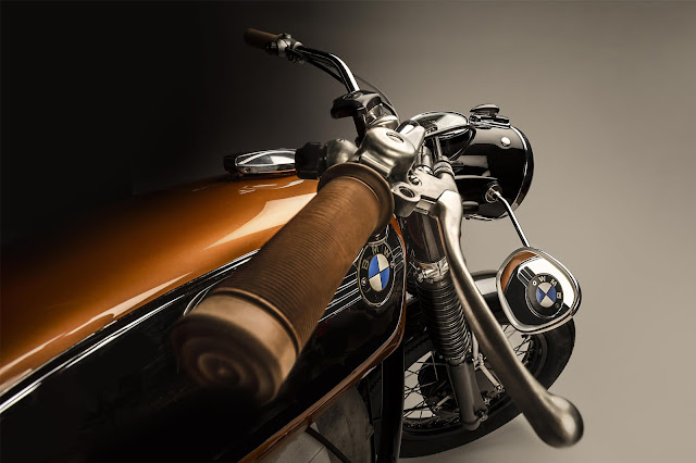 BMW R75 1973 By Tattoo Projects Hell Kustom