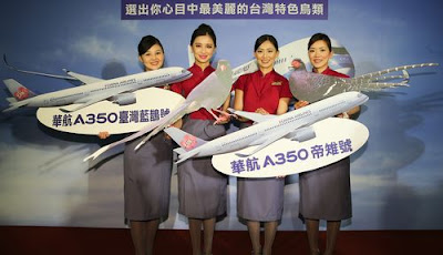 China Airlines workers on indefinite strike in Taiwan