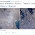 ΕΝΤΥΠΩΣΙΑΚΟ: Αστροναύτης ανέβασε φωτογραφίες της Αθήνας από τον Διεθνή Διαστημικό Σταθμό
