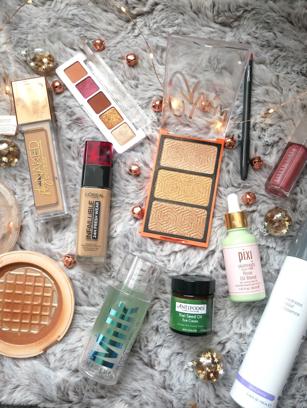 2019 beauty products