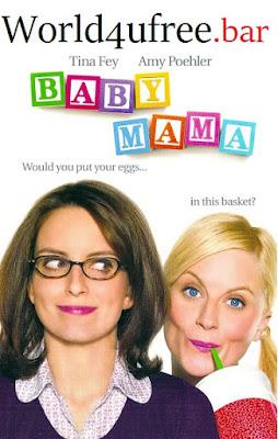 Baby Mama 2008 Dual Audio WEB-DL 480p 300Mb x264