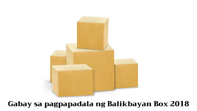 OFW Balikbayan Boxes