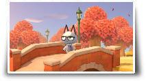 les nouveautés de novembre dans Animal Crossing New Horizons