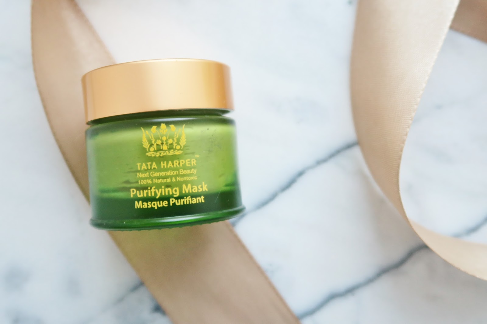 Amber's Beauty Talk | Tata Harper Purifying Mask