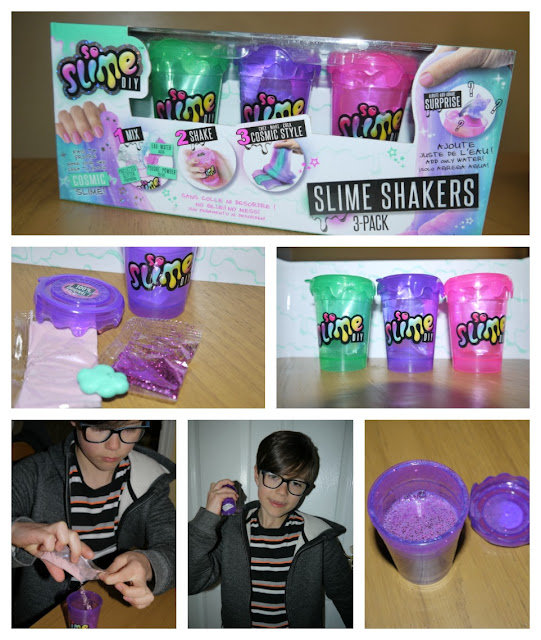 So Slime DIY Cosmic Slime Shakers