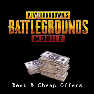 Buy PUBG UC with Skrill