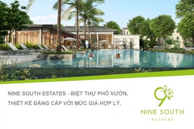 Nine South Estates VinaCapital investment projects at the Saigon South area