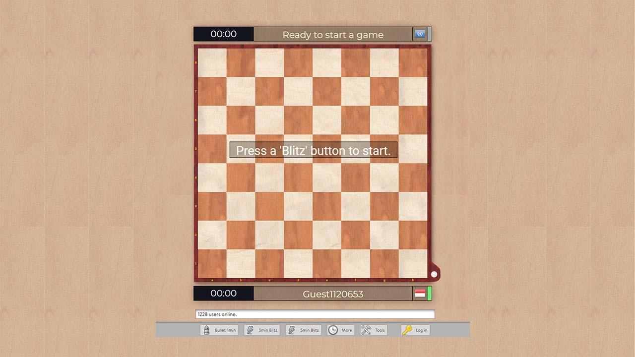 Memasang Game Catur Online di Blog