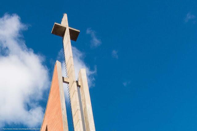 Cruz na Igreja do Cristo Rei