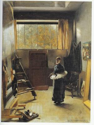 L'Atelier Paris (1883), Asta Norregaard