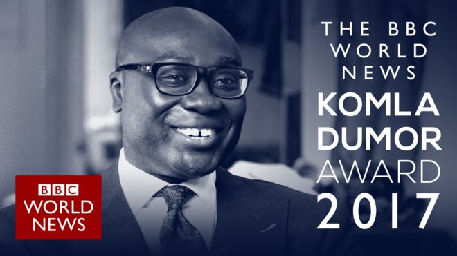 Komla Dumor Award 2017: Seeking a future star of African journalism