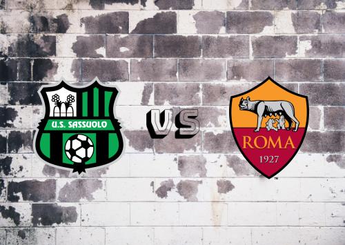 Sassuolo vs Roma  Resumen