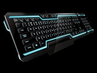 Gambar komponen Komputer (Keyboard)