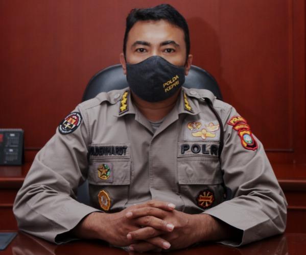 298 Personel Polda Kepri Kembali Jalani Alih Tugas Jabatan