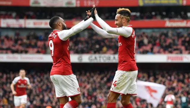 VIDEO: Arsenal 3 – 0 Stoke City (Highlights)