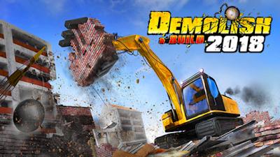 Demolish & Build 2018 PC Game Download