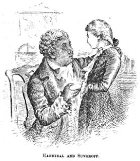 Ancient Black History: Negroid Russian: General Abraham