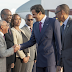 ولد لمام الشافعي في استقبال أمير قطر بالعاصمة الروندية كيغالي
