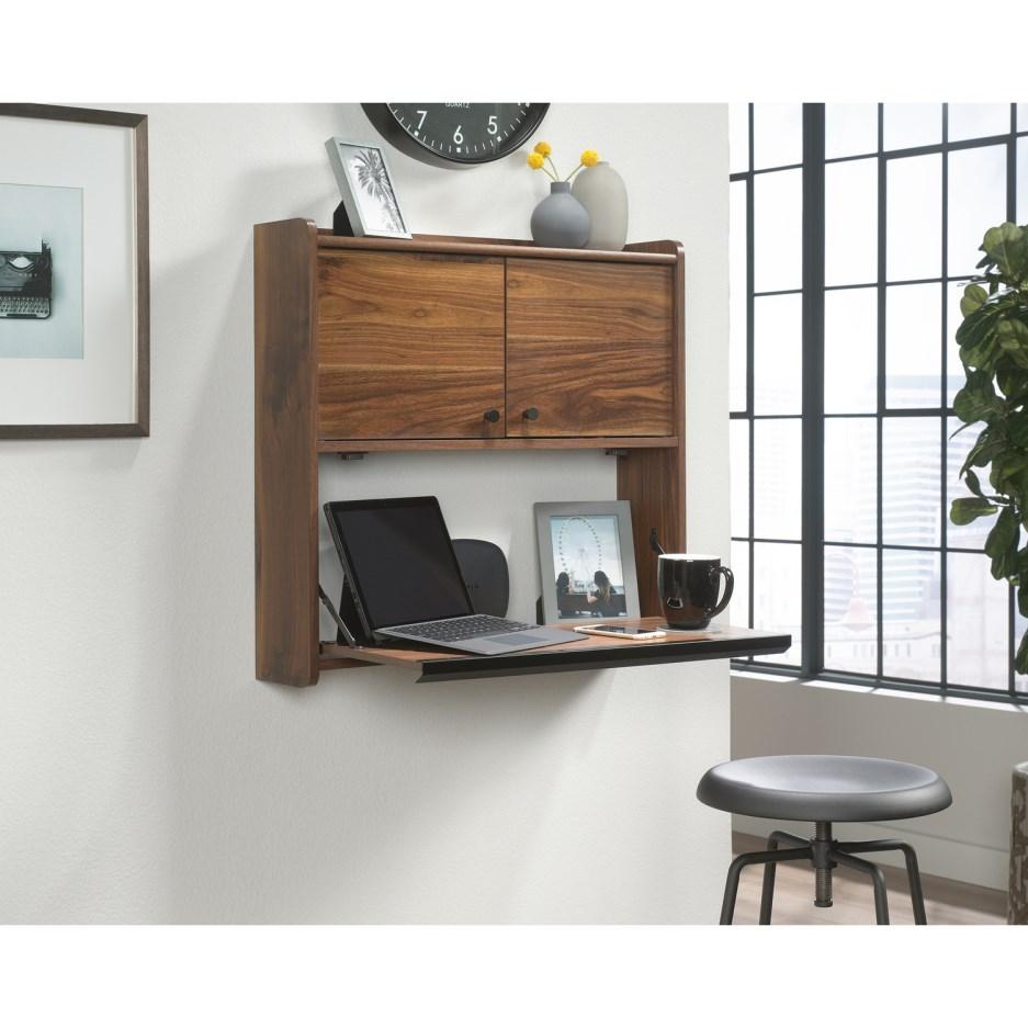 Rozkładane biurko w domu