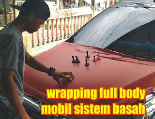 wrapping full body mobil