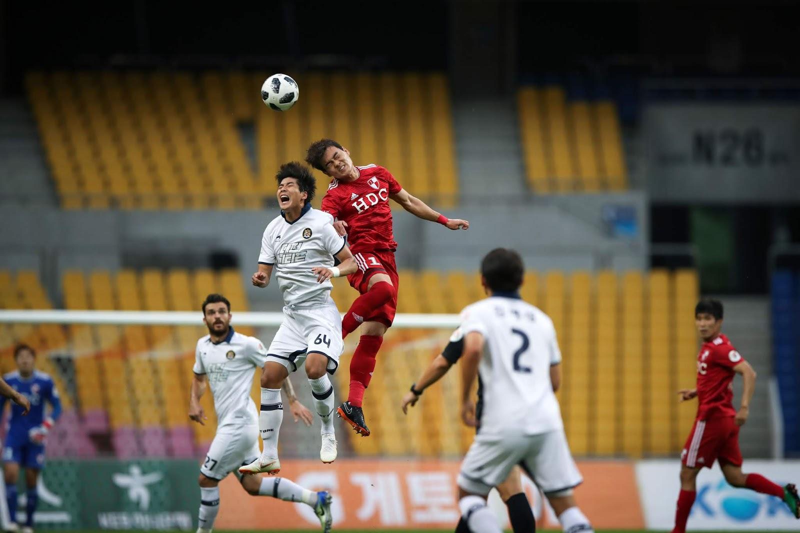Preview: Busan IPark vs Gwangju FC K League 2 Kim Myung-joon