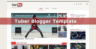 Tubermag blogger template