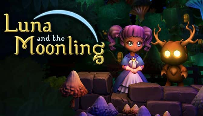 LUNA AND THE MOONLING-HOODLUM