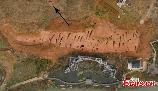 Over 90 ancient tombs discovered in SW China