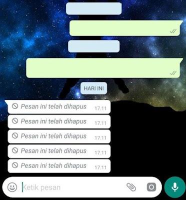 Cara Baca Pesan yang Dihapus di WhatsApp (100% Works!)